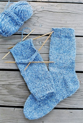 KPS#9728 beginner's socks